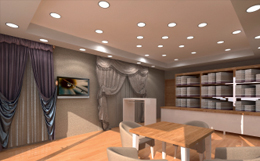 Led Downlight & Floresan